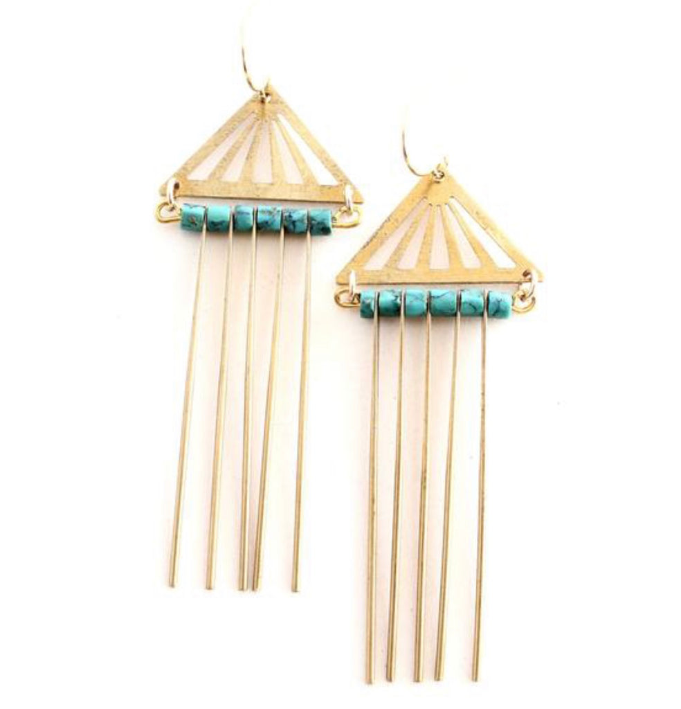 Nora Earrings by Crafts & Love