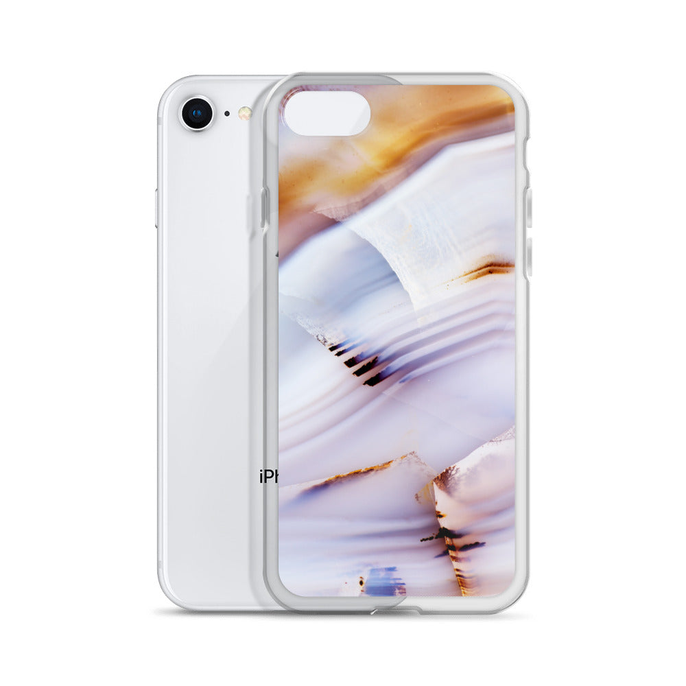 Brazilian Agate Pattern iPhone Case