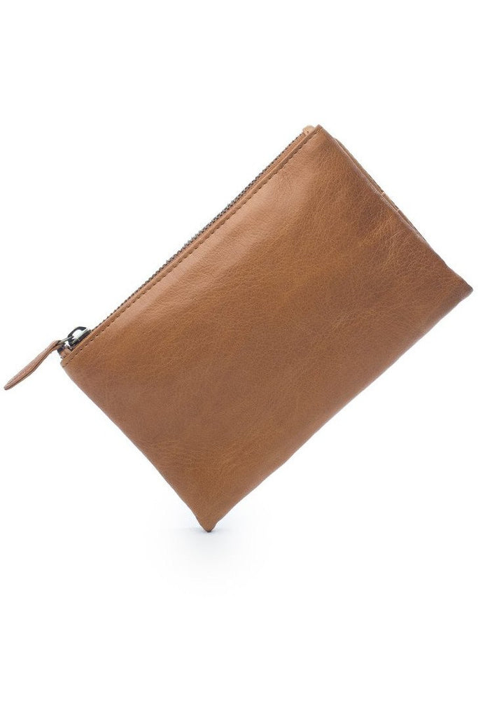 Leisha Purse - Tan