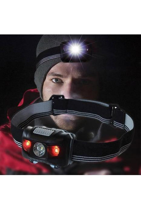 Explorer 4 in 1 Head Torch