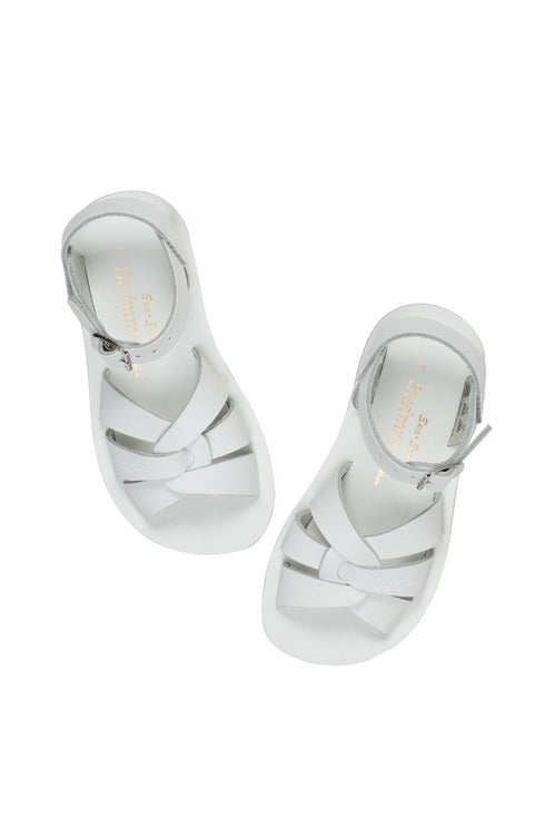 Saltwater Sandals - Swimmers White