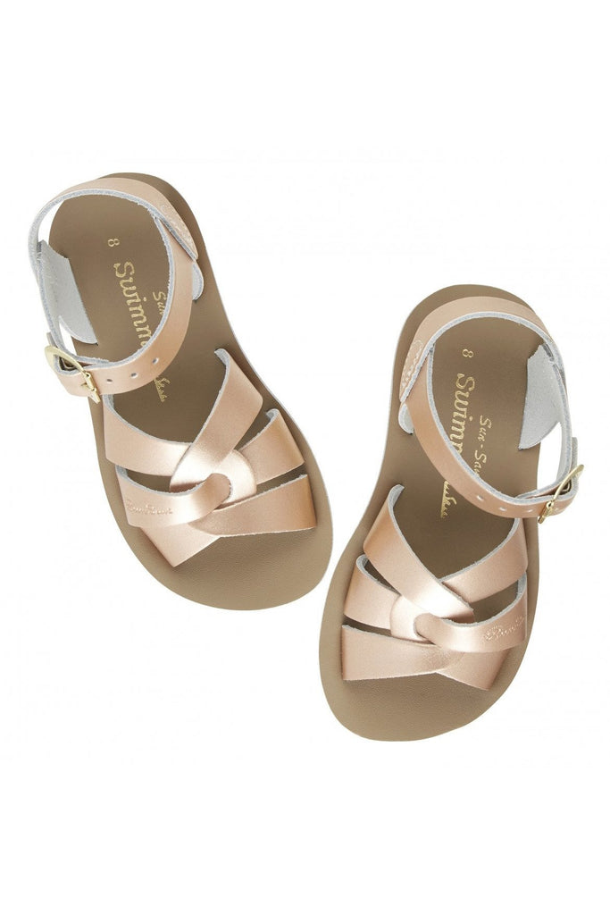 Saltwater Sandals - Swimmers Rose Gold