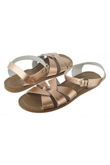 Saltwater Sandals - Original Rose Gold Youth