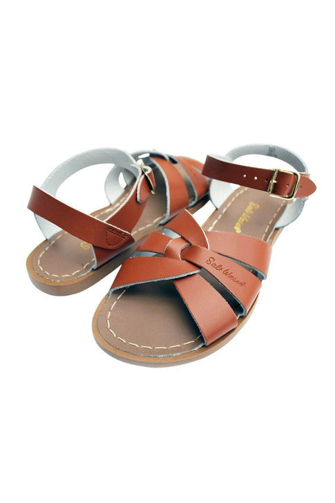 Saltwater Sandals - Original Tan Youth