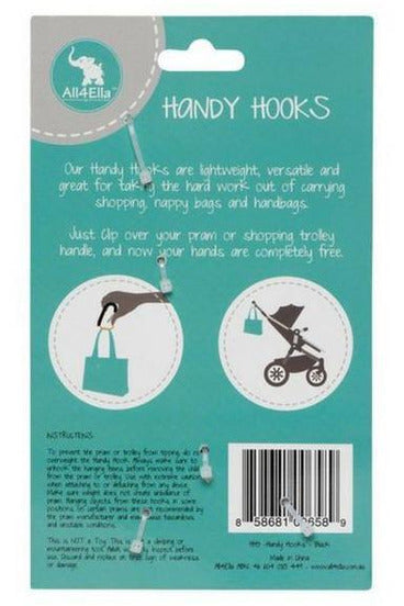 All4Ella Handy Hooks