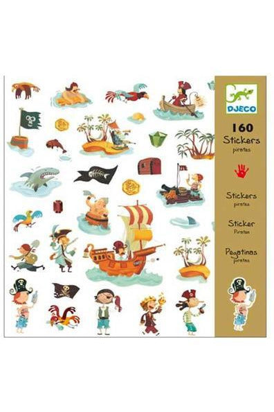 Djeco Sticker and Craft Packs