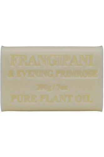 Frangipani & Evening Primrose Soap