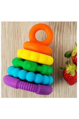 Rainbow Stacker - Bright