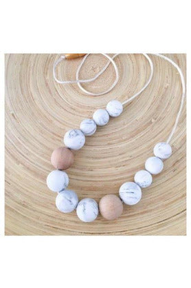 Evie Teething Necklace