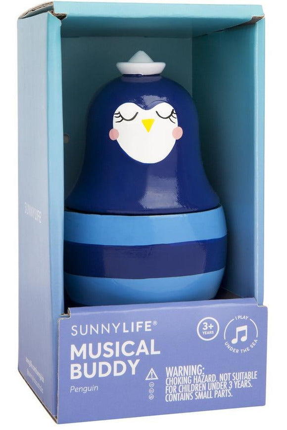 Penguin Musical Buddy