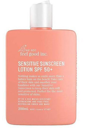 Feel Good Sunscreen - Sensitive 50+