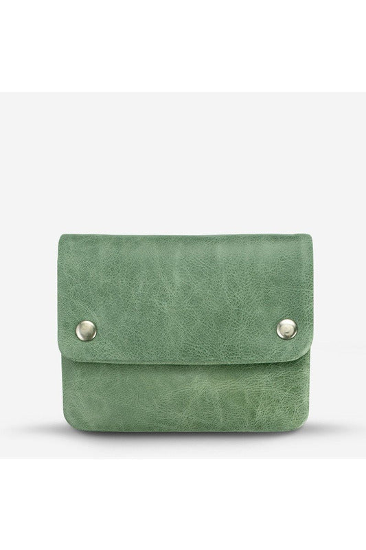 Status Anxiety - Norma Wallet - Emerald
