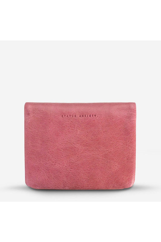 Status Anxiety - Norma Wallet - Pink
