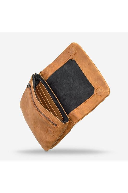 Status Anxiety - Norma Wallet - Tan