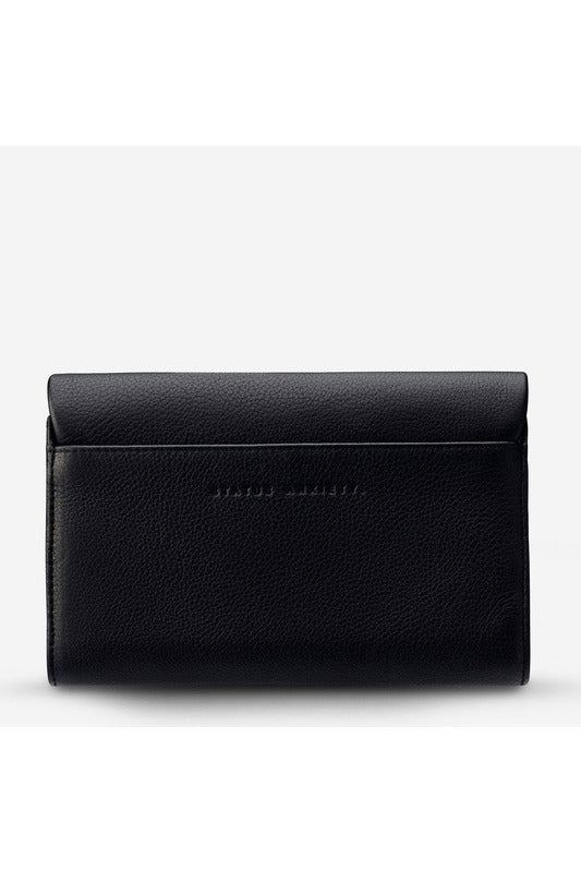 Status Anxiety - Remnant Wallet - Black