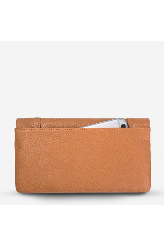 Status Anxiety - Some Type of Love Wallet - Tan