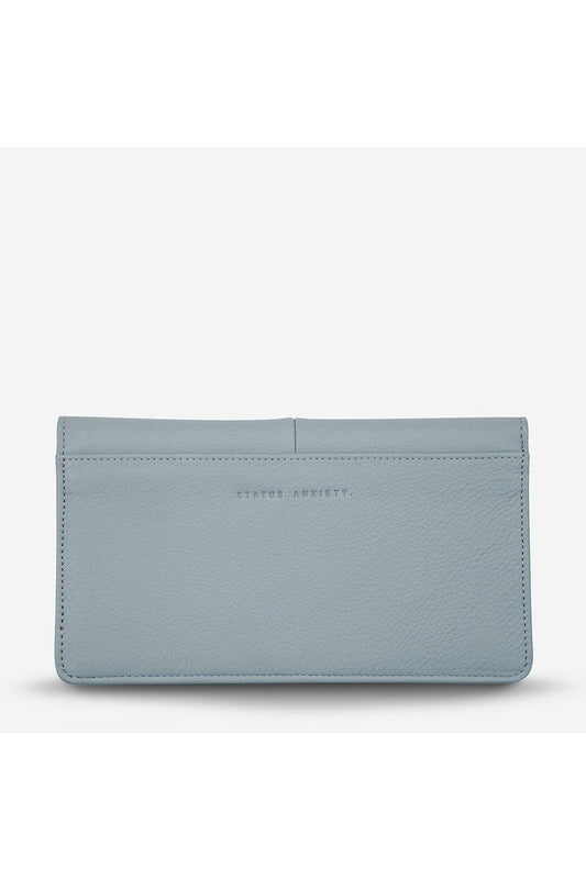 Status Anxiety - Triple Threat Wallet - Arctic Grey