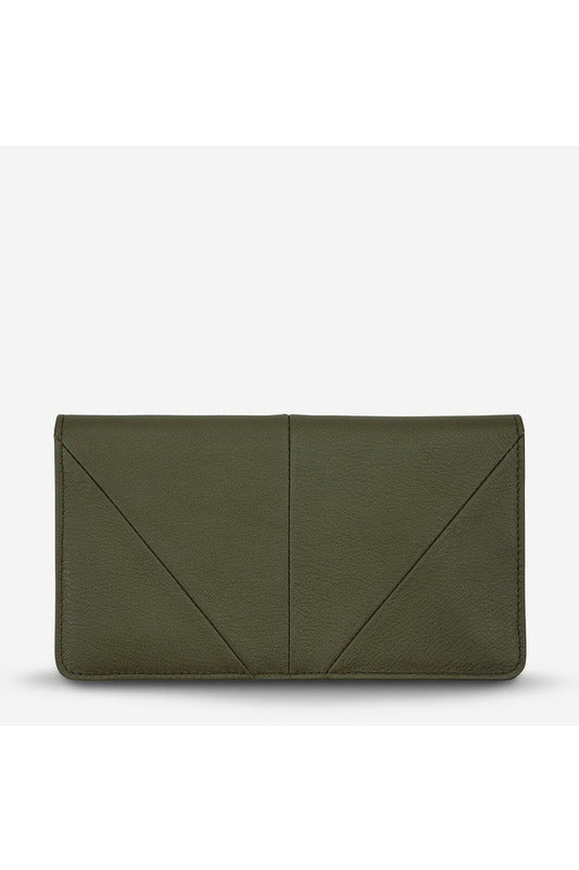 Status Anxiety - Triple Threat Wallet - Khaki