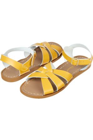 Saltwater Sandals - Original Mustard Youth