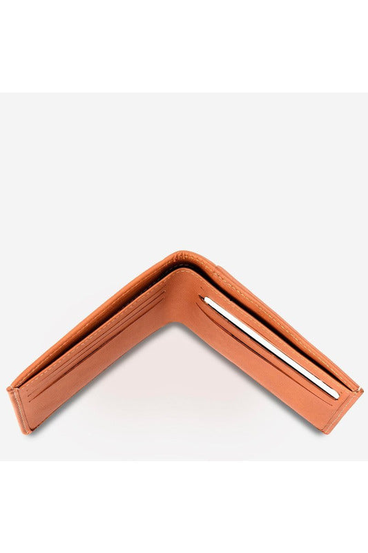 Status Anxiety - Alfred Wallet - Camel