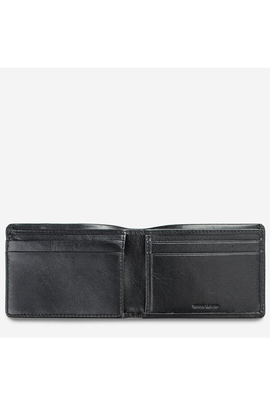 Status Anxiety - Jonah Wallet - Black