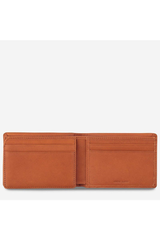 Status Anxiety - Jonah Wallet - Camel