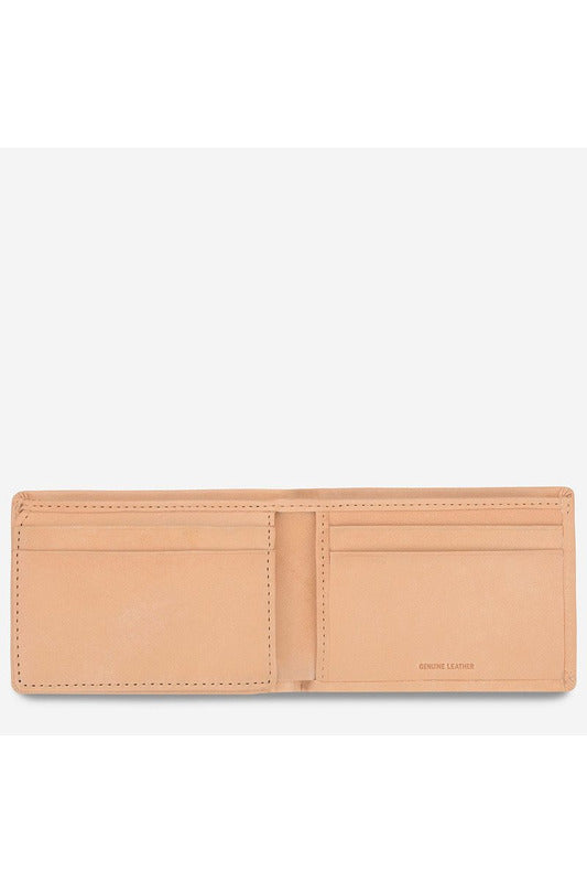 Status Anxiety - Jonah Wallet - Tan