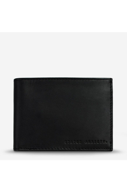 Status Anxiety - Noah Wallet - Black
