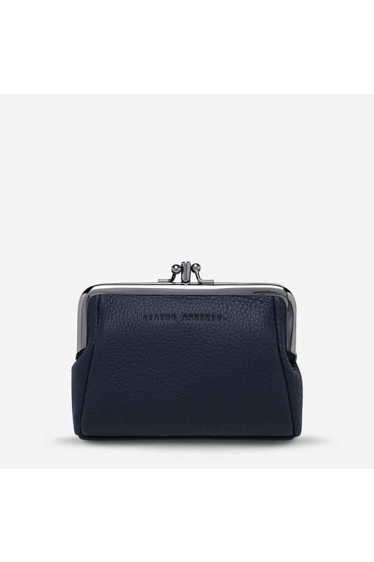 Status Anxiety - Volatile Purse - Navy Blue