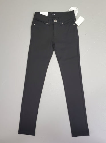 The Ponte Skinny tween black by Joe's Jeans