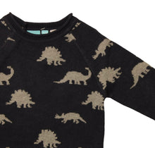 Dino Sweater romper