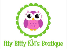 Itty Bitty Kid's Boutique Gift Card
