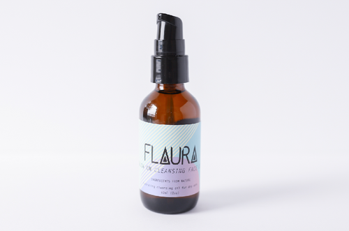 Glow On Cleansing Face Oil - Dry