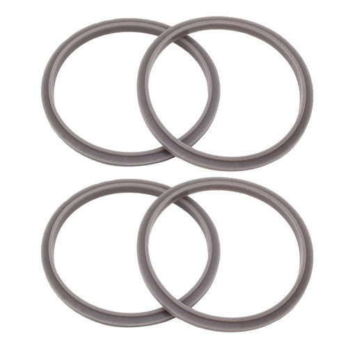 nutribullet blender juicer replacement parts set of 4pcs gaskets with a lip replacement for nutribullet