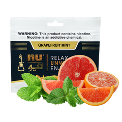 Nu Grapefruit Mint Pouch 100g