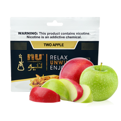Nu Two Apple Pouch 100g
