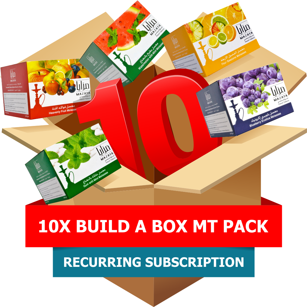 10x Build-A-Box MT Pack Subscription