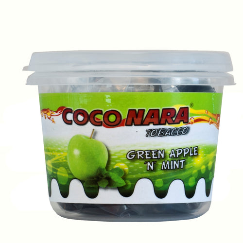 Coconara Tobacco Green Apple Mint 50g