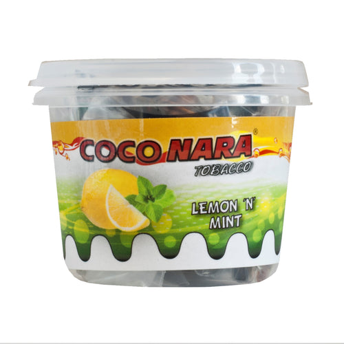 Coconara Tobacco Lemon Mint 50g