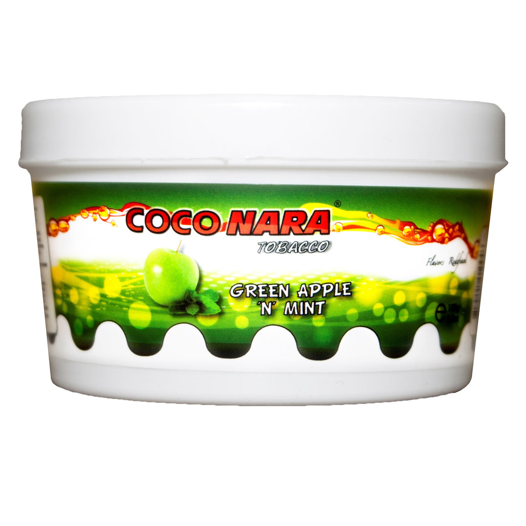 CocoNara Tobacco Green Apple Mint