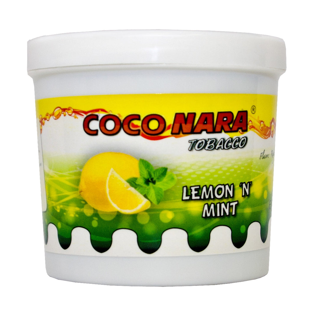 Coconara Tobacco Lemon Mint