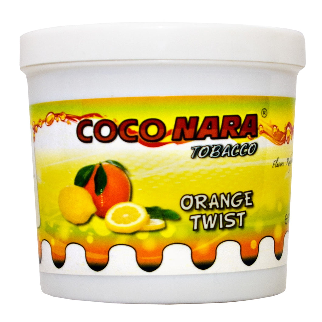 Coconara Tobacco Orange Twist