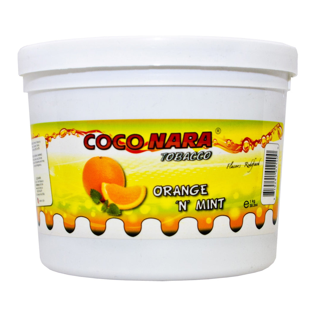 Coconara Tobacco Orange Mint