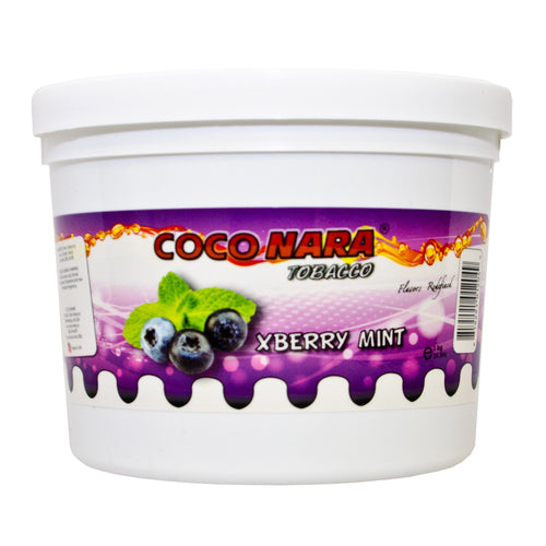 Coconara Tobacco Xberry Mint