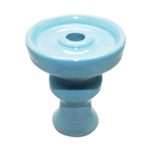 Ceramic Phunnel Bowl Sky Blue