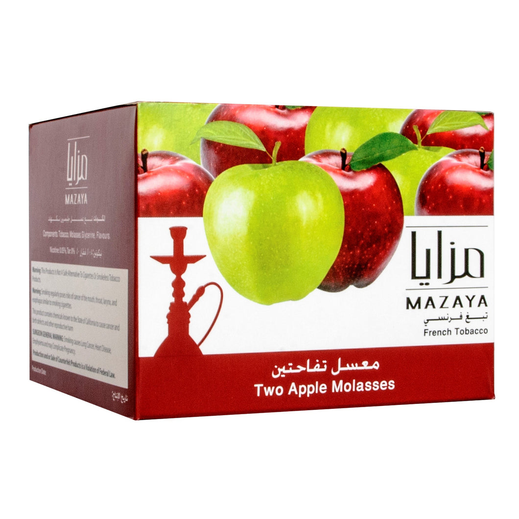 Mazaya Tobacco Two Apple 250g