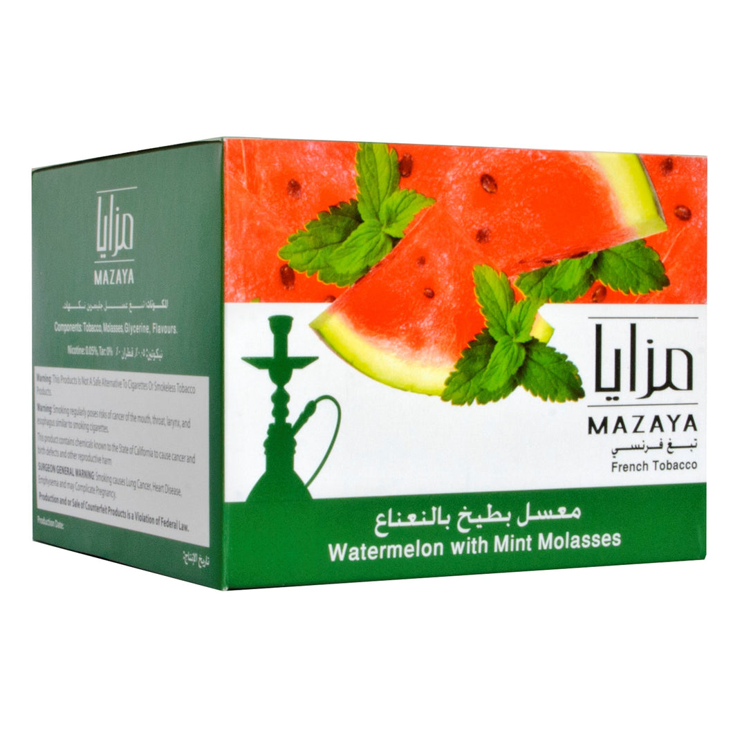 Mazaya Tobacco Watermelon Mint 250g