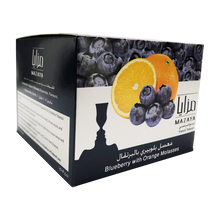 Mazaya Blueberry Orange - 250g