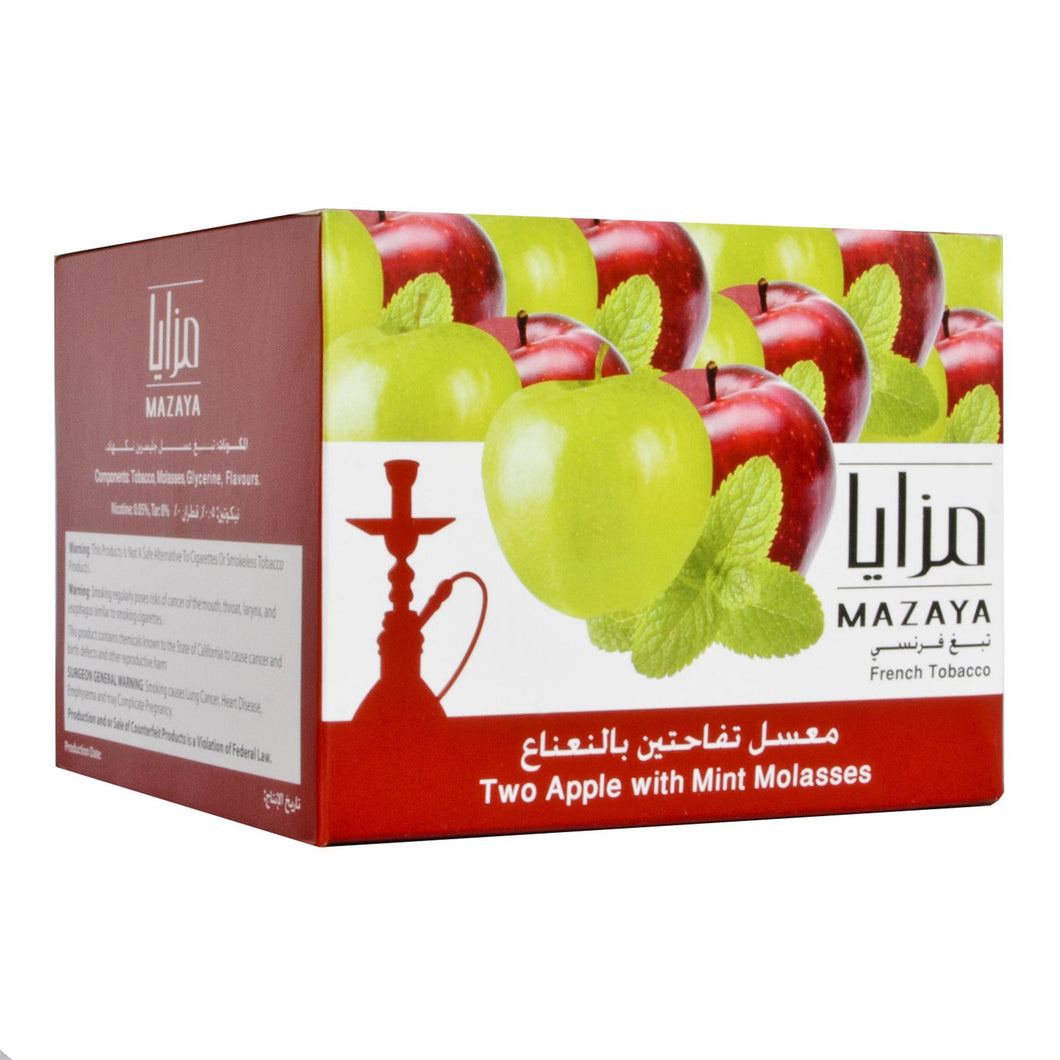 Mazaya Two Apple Mint - 250g