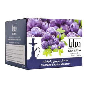 Mazaya Blueberry Exotica